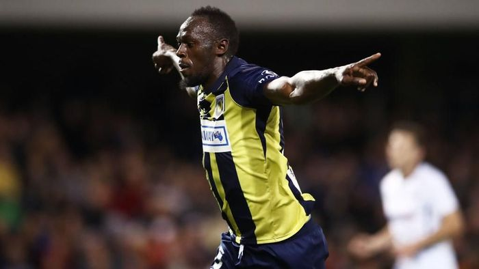 Usain Bolt bakal bergabung dengan AC Milan? (Matt King/Getty Images)