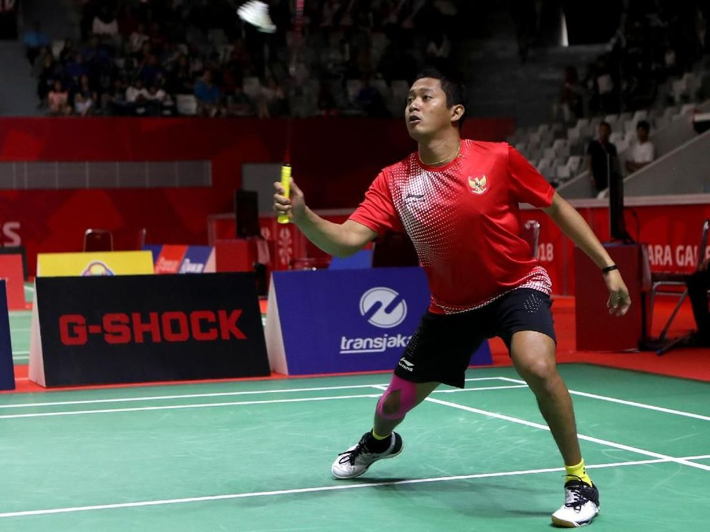 Fredy Menyesal Tak Raih Emas Asian Para Games