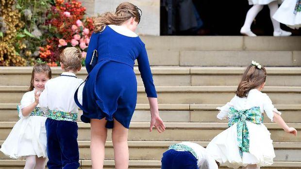 Tips Melatih Kepercayaan Diri Anak Agar PD Macam Putri Charlotte