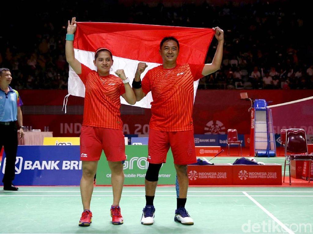 Asian Para Games Usai, Bulutangkis Fokus ke Paralimpiade 2020