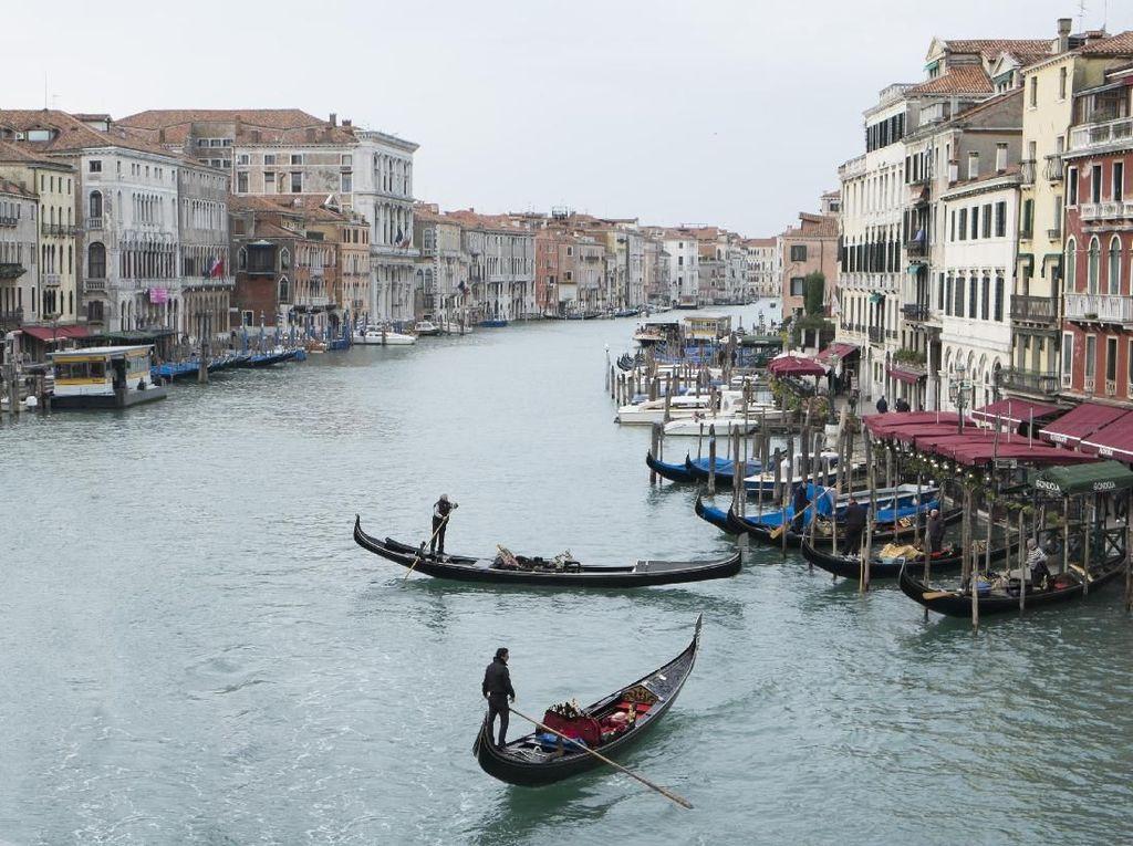 Ramai Turis, Masuk ke Venesia Kini Tak Lagi Gratis