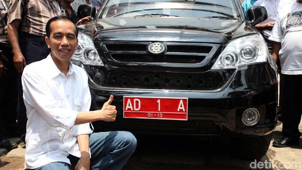 Jokowi-Esemka Dulu dan Sekarang