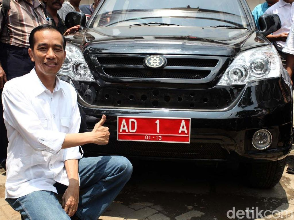 Orang Dekat Jokowi Sebut Esemka Tak Terkait Pilpres