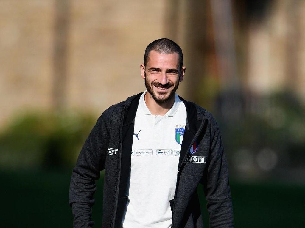Bonucci Dukung Milan Kalahkan Inter