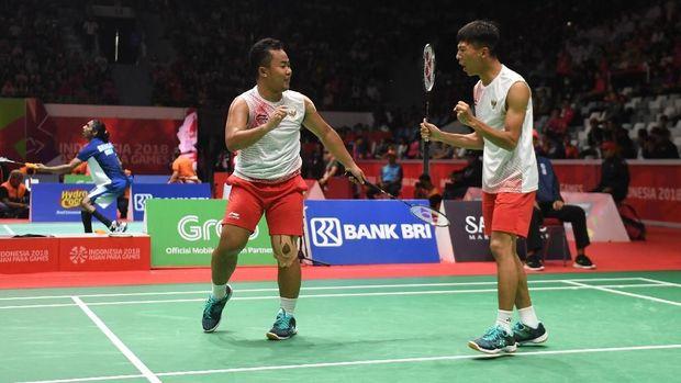 Indonesia Lampaui Target Medali Asian Para Games
