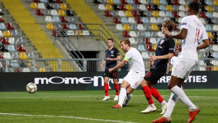 Timnas Inggris hanya bermain imbang 0-0 melawan Kroasia di ajang UEFA Nations League (Foto: Carl Recine/Action Images via Reuters)
