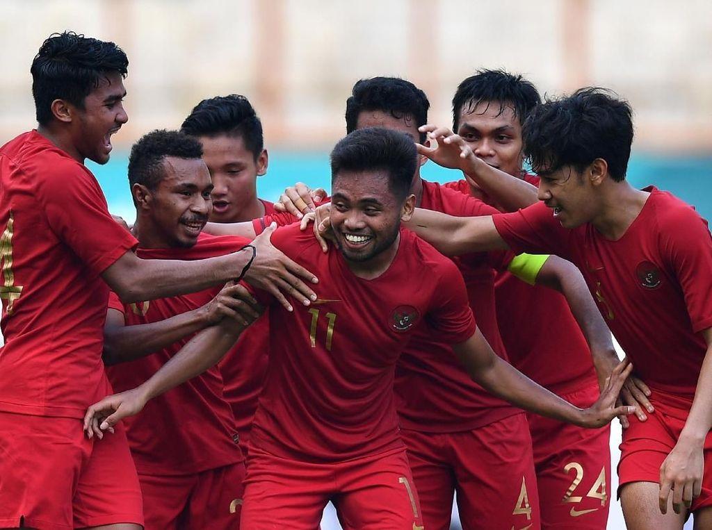 Ke Kualifikasi Piala Asia U-23, Indra Seleksi 30 Pemain