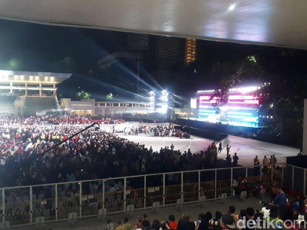 Naura, hingga Sheryl Sheinafia Buka Konser Penutupan Asian Para Games