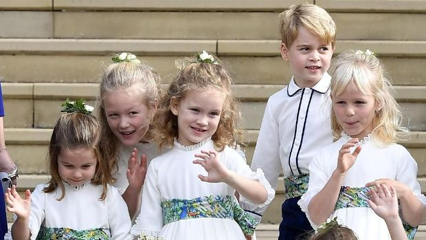 7 Aturan Ketat yang Harus Ditaati Anak-anak Kerajaan Inggris