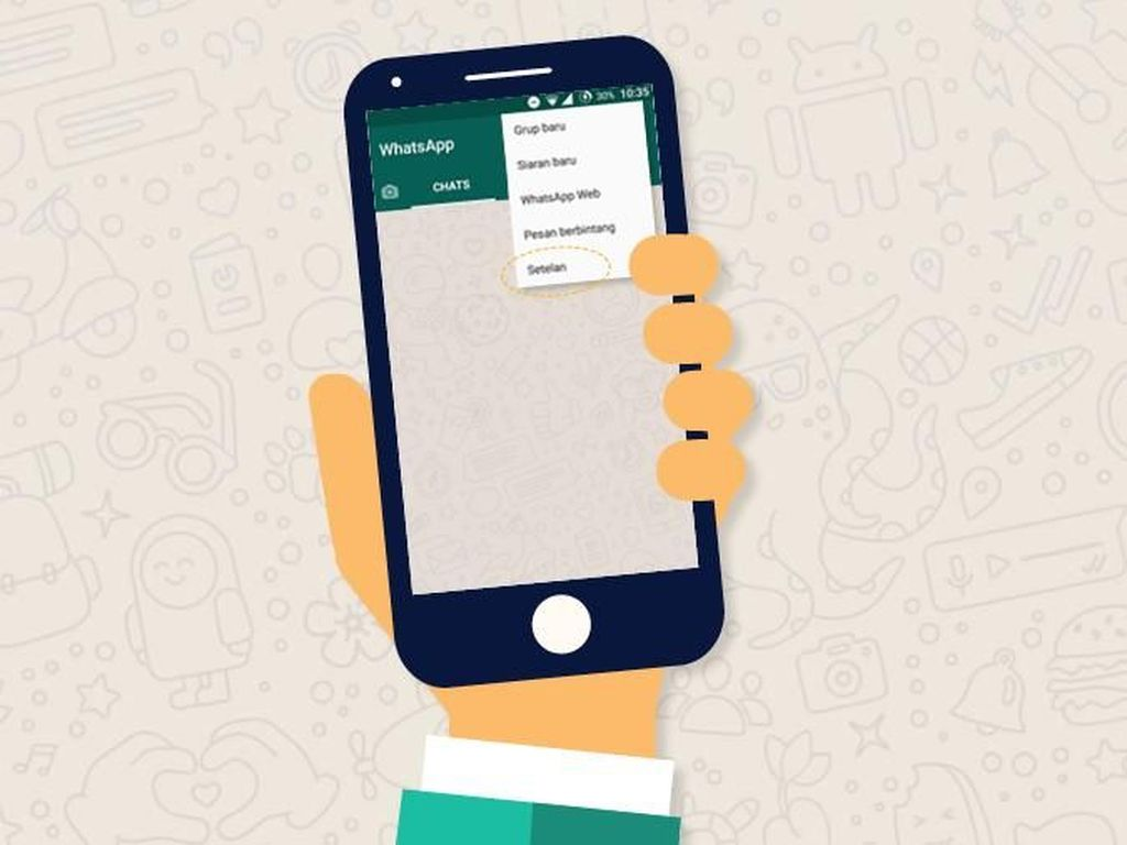 Ini Langkah-langkah Aktifkan TFA di WhatsApp
