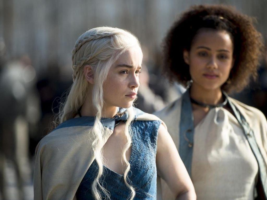 Ini 6 Tren Kecantikan yang Terinspirasi dari Game of Thrones
