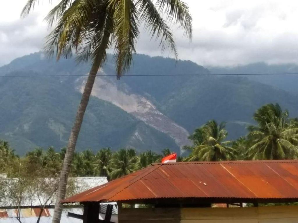BNPB: Waspada Potensi Longsor di 2 Desa Sigi Sulteng