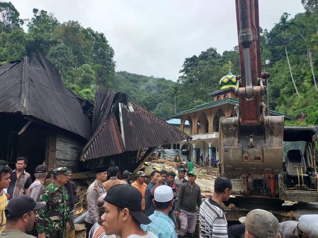Analisis PVMBG soal Gempa dan Longsor di Beberapa Wilayah
