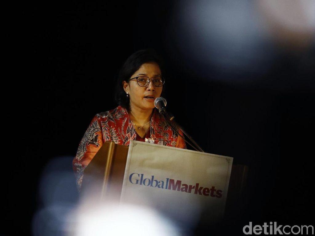 Sri Mulyani Sebut COVID-19 Menggerus Ekonomi Dunia Rp 128 Kuadriliun