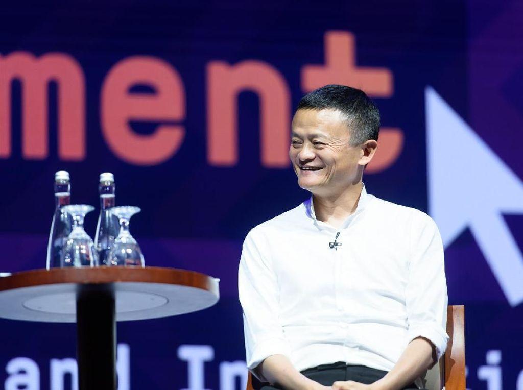Surat Perpisahan Jack Ma Pada Pemegang Saham Alibaba