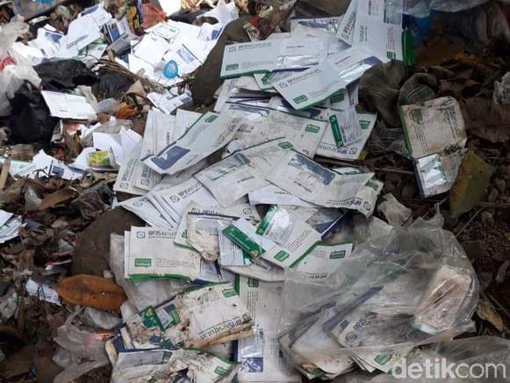 Bupati Pandeglang Salahkan Swasta soal KIS Dibuang ke Tempat Sampah