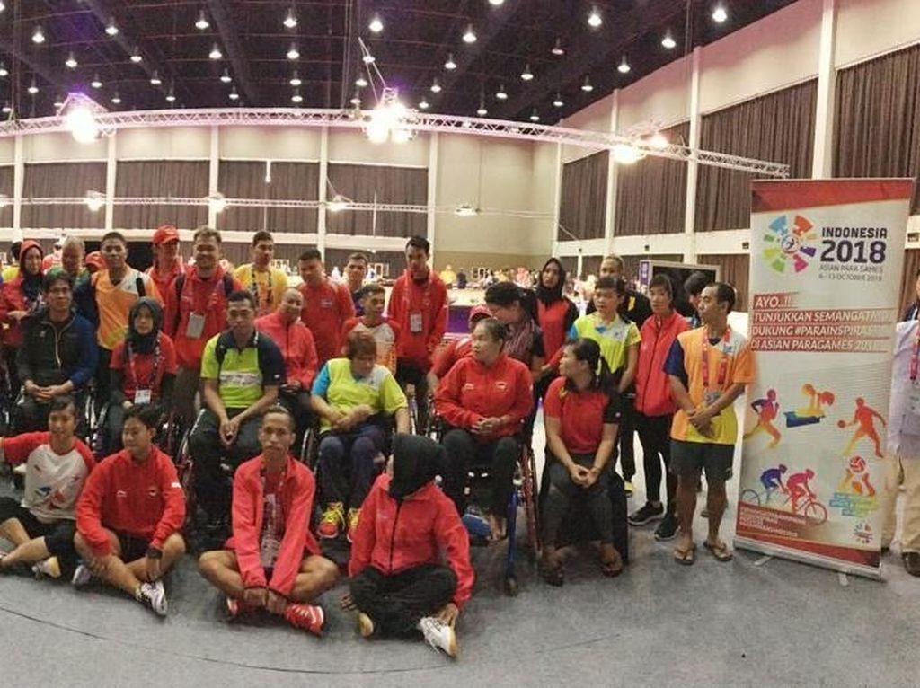 Ini Dukungan Anak Muda untuk Atlet Asian Para Games 2018