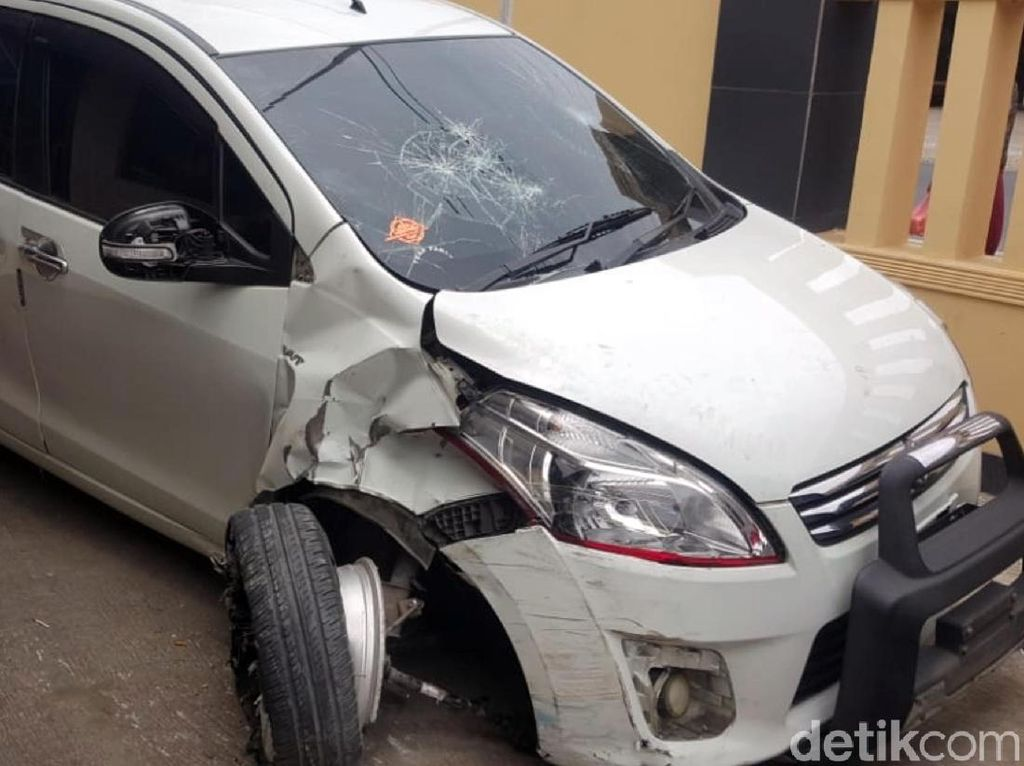 Cerita Mendebarkan Bocah Perempuan Terbawa Pencuri Mobil