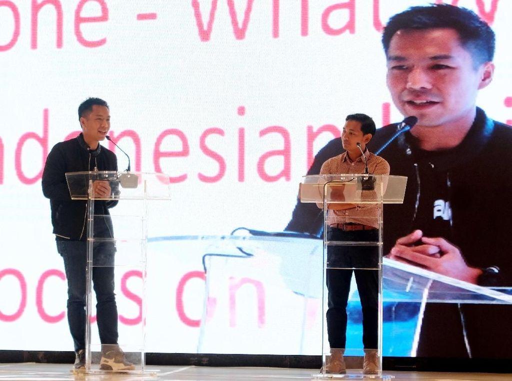 Dorong Kemajuan Ekonomi Indonesia