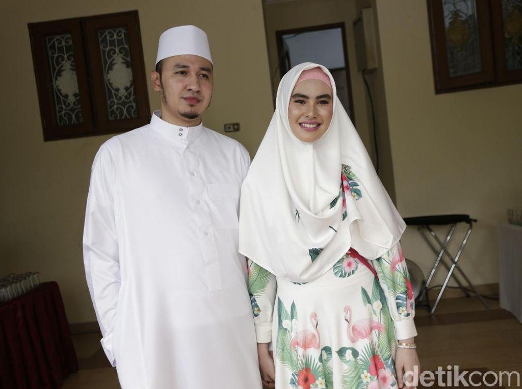 Kartika Putri Hamil, Habib Usman Bahagia akan Dapat Anak ke-4