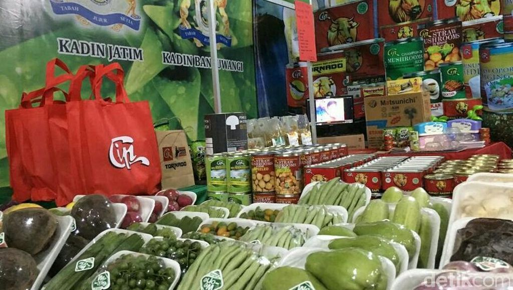 Banyuwangi Tuan Rumah Pameran Produk Unggulan Pertanian Berbagai Daerah