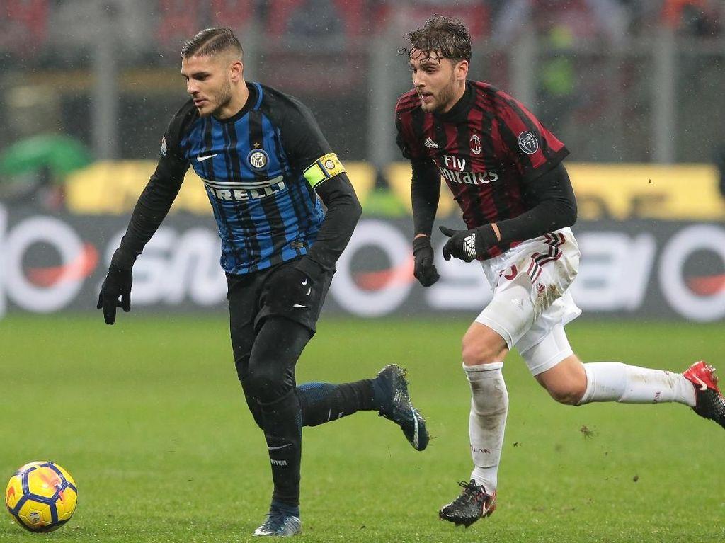 Karena Icardi dan Higuain, Derby Milan Bisa Banyak Gol