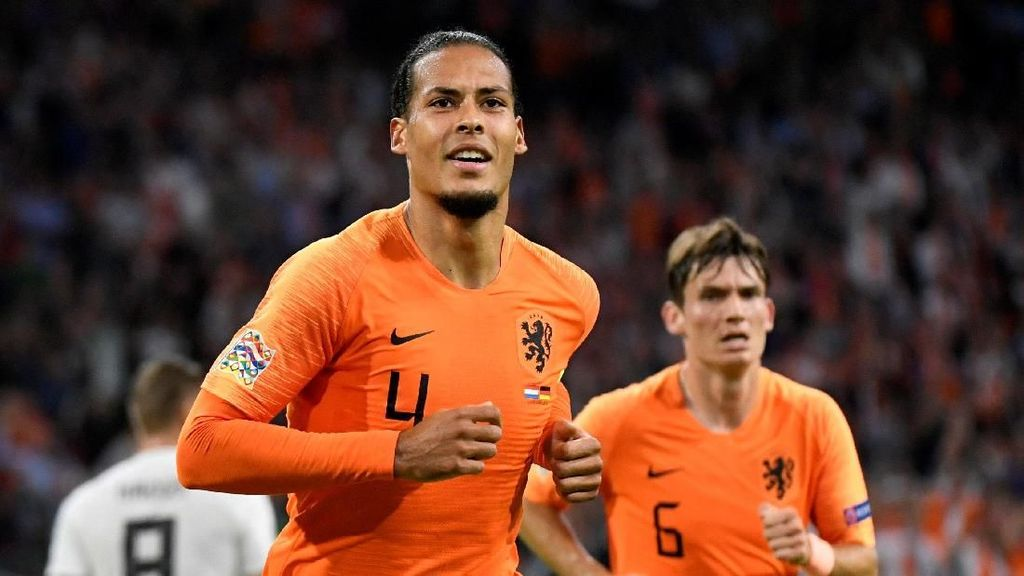 Video: Duo Liverpool Bawa Belanda Cukur Jerman 3-0