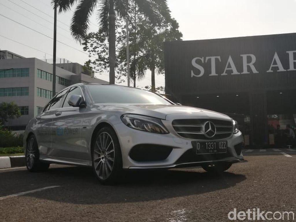 Mercedes-Benz CLS 350 AMG Line, Mobil yang Bisa Manjakan Pemilik