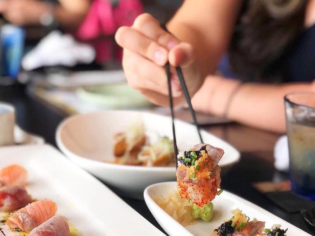 Yum! Sushi Black Dragon Bikin Ngiler!!