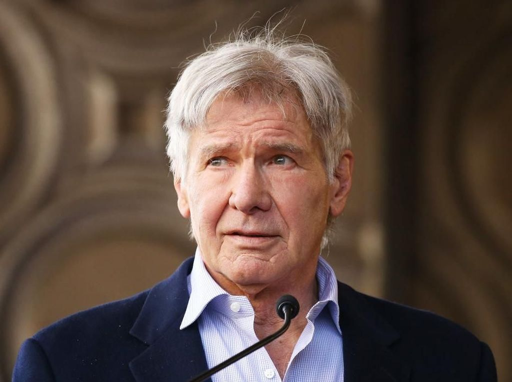 Harrison Ford Tanggapi Angkuh Chris Pratt Perankan Indiana Jones