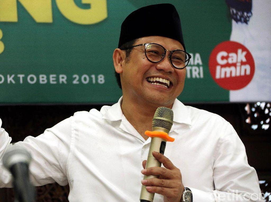 27% Konstituen Disebut Dukung Prabowo, Cak Imin: Segera Saya Sapu