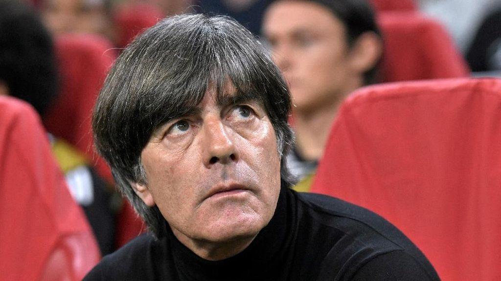 Loew: Madrid? Klub yang Menarik bagi Pelatih Manapun
