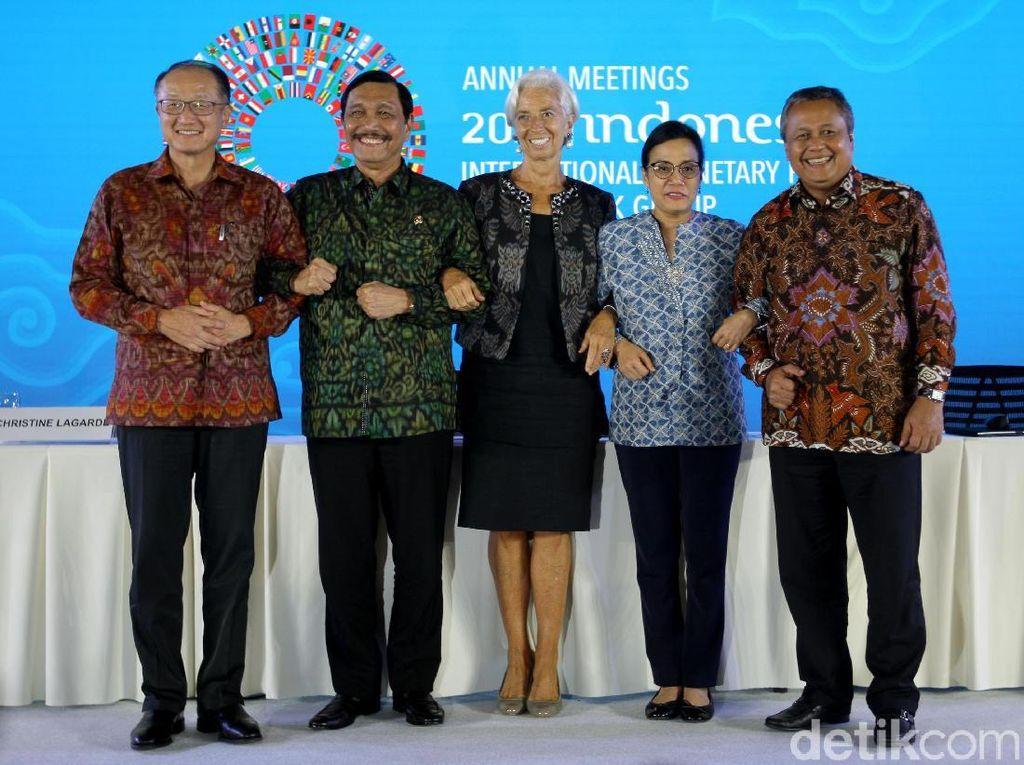 Pertemuan IMF Sukses, Wisata RI Akan Dapat Efek Domino Positif