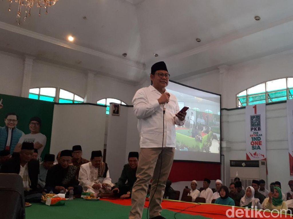 PKB Targetkan Jokowi-Maruf Raup 60 Persen Suara di Jabar
