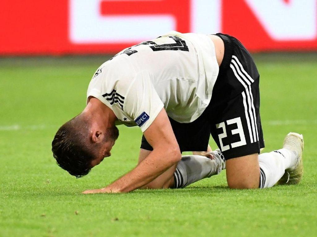 Jerman Sedang Tidak Percaya Diri