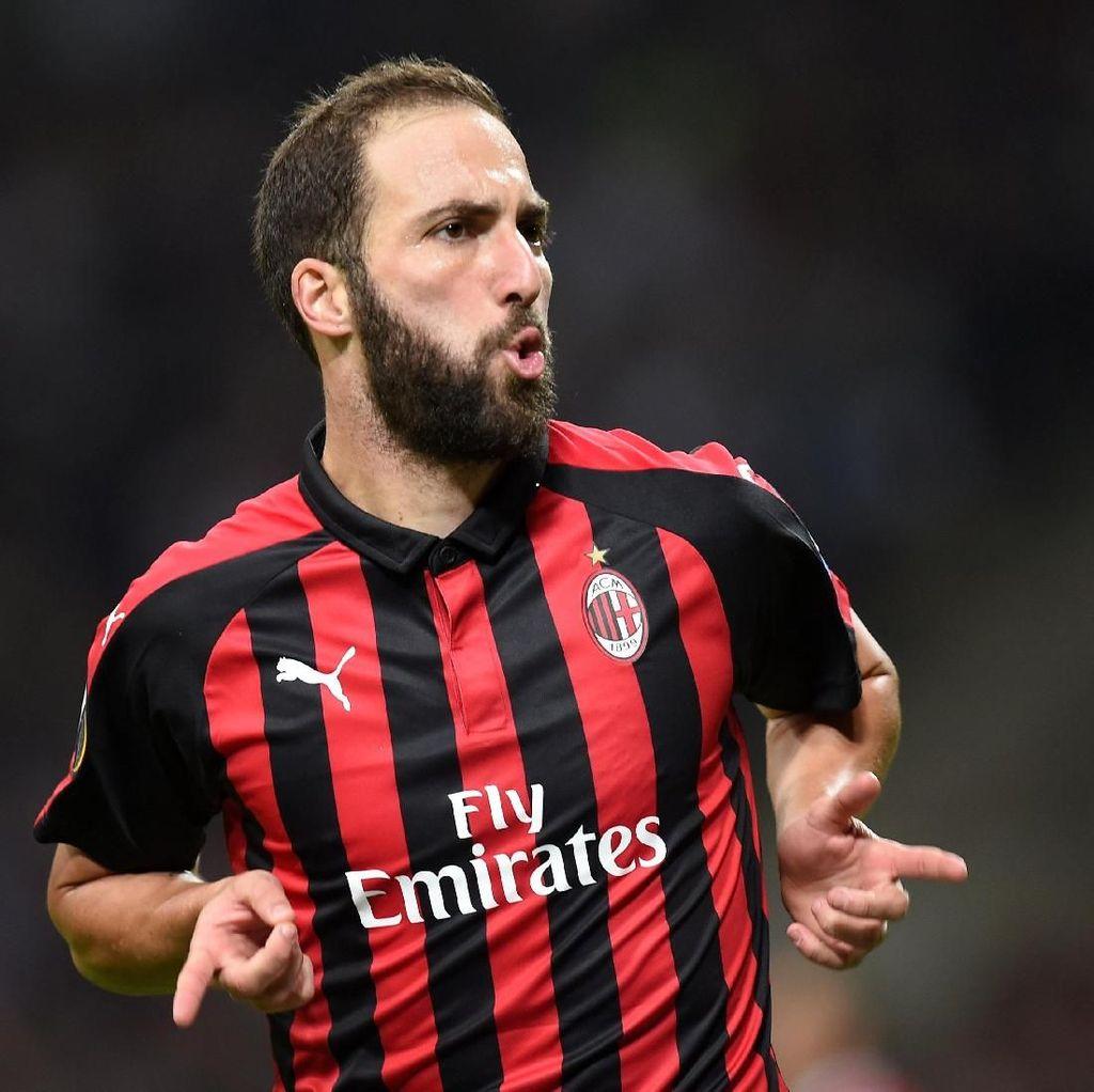 Bukan Cuma soal Membungkam Higuain untuk Inter