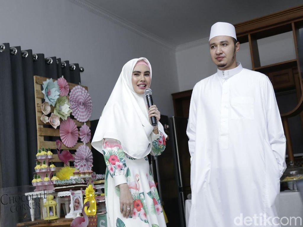 Kartika Putri Hamil Anak Pertama, Habib Usman Janji Beri Hadiah Terbaik