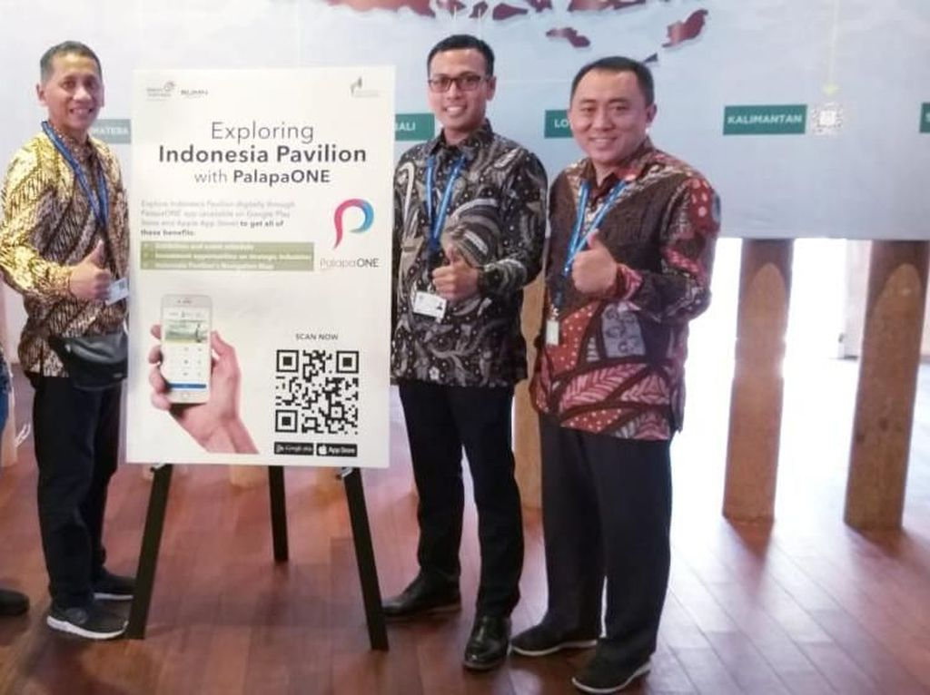 Telkom Iringi Pertemuan IMF-WB dengan Aplikasi PalapaOne