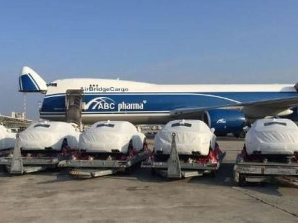 40 Maserati dan 3 Bentley Aman dari Pencurian di Papua Nugini