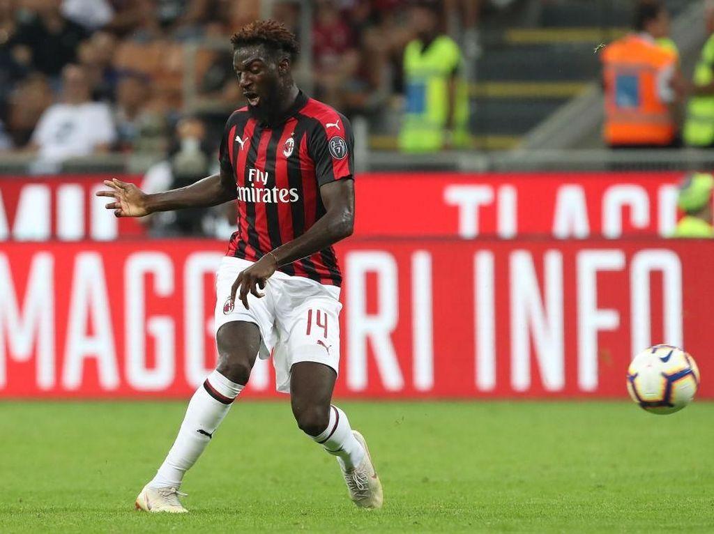 Milan Diklaim Habis Kesabaran dengan Bakayoko