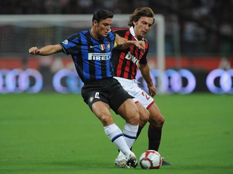 Kemenangan Inter 4-0 atas Milan Jadi yang Paling Diingat Zanetti