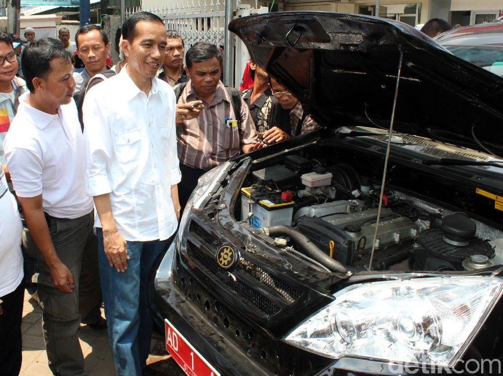 Sulitnya Pisahkan Jokowi dan Esemka