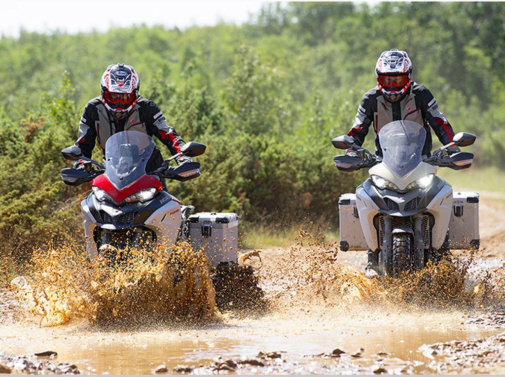 Bocor, Ducati Multistrada V4 Muncul ke Permukaan