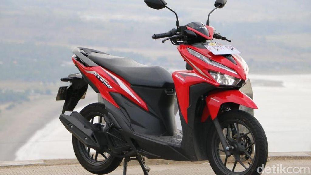 Vario Tanpa Engkol, Motor KTM Murah