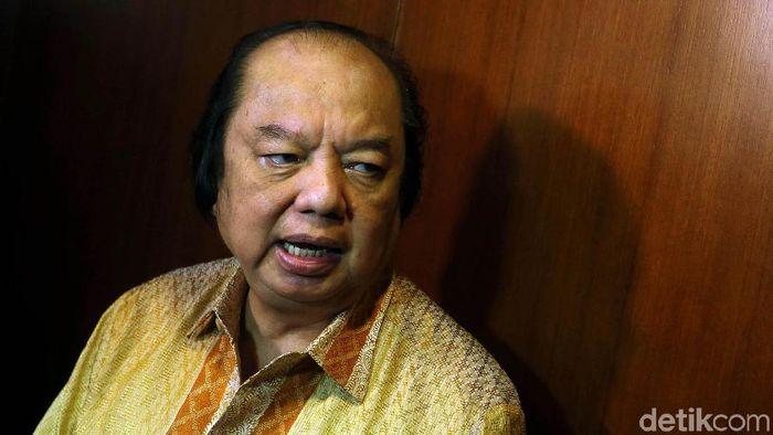 Dato Sri Tahir. Foto: Rengga Sancaya