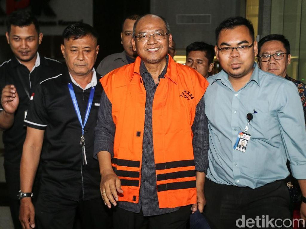 Bupati Malang Diperiksa KPK Terkait Kasus Gratifikasi