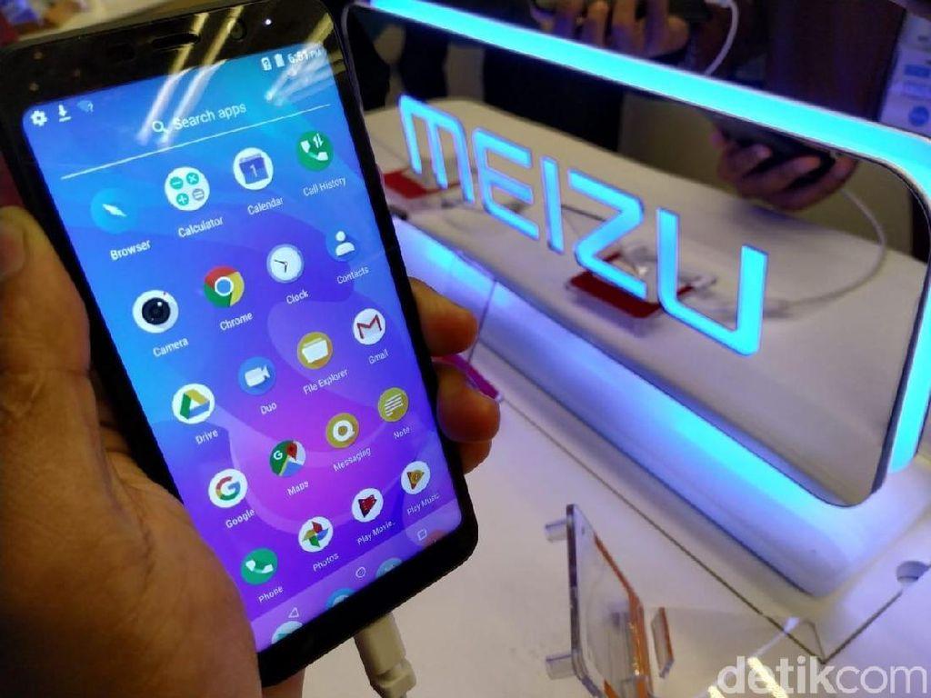 Meizu Mau Rilis Ponsel 5G Pada 2020