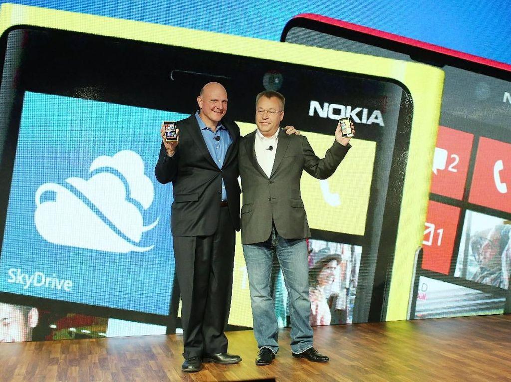 Di Momen Inilah Kehancuran Ponsel Nokia Dimulai
