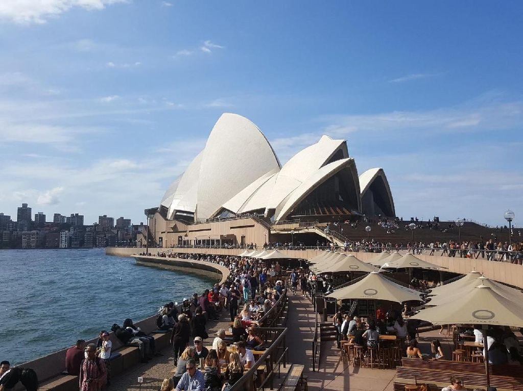 Mengenal Sydney Opera House yang Disebut Maruf Amin Dalam Debat