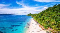 Turis Ena-ena di Pantai, Diangkut Polisi Tapi Lanjut Lagi